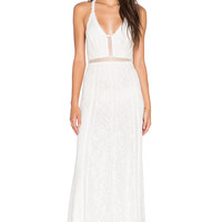 Tularosa x REVOLVE Mia Dress in White