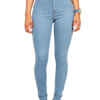 Timeless Fade High Waist Skinnys
