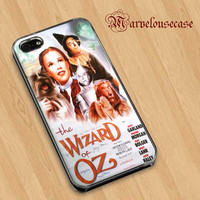 Wizard of Oz Movie Poster Custom case for all phone case