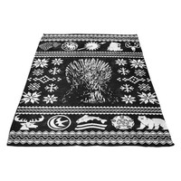 All I Want for Christmas is Westeros - Fleece Blanket