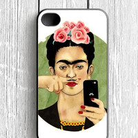 Frida Kahlo Art Painting iPhone 4S Case