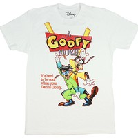 Men's Disney A Goofy Movie Poster T-Shirt