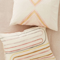 Hodad Watercolor Sham Set - Urban Outfitters