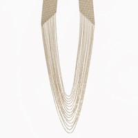 & Other Stories | Draped Chain Necklace | Gold