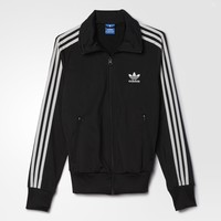 adidas Firebird Track Jacket - Black | adidas US