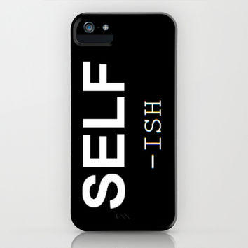 sebičan (selfish) v.2 iPhone & iPod Case by trebam
