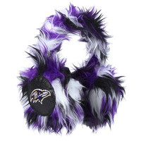 Baltimore Ravens Official NFL Oversized Plush Earmuffs