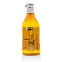 L'Oreal Professionnel Expert Serie - Nutrifier Glycerol + Coco Oil Silicone-Free Shampoo (For Dry, Undernour Hair Care