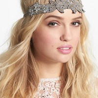 Cara 'Flapper Girl' Head Wrap | Nordstrom