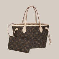 Neverfull PM - Louis Vuitton - LOUISVUITTON.COM