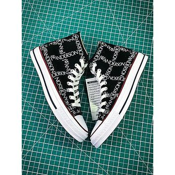 J.w.anderson X Converse Chuck Taylor All Star 1970s Black Sneakers