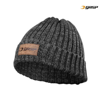 GASP HEAVY KNITTED HAT