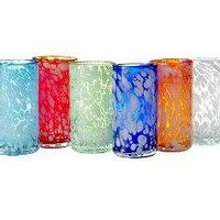 CLOUD TUMBLERS | Handmade, Artist, Glasses, Drinkware, Gift Set, Colorful Dishware | UncommonGoods