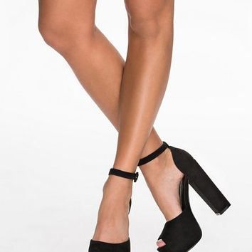 Platform Sandal - Nly Shoes - Black - Party Shoes - Shoes - Women - Nelly.com