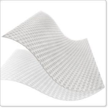 Mepitel One Silicone Dressing Polyurethane Net The one-sided Wound Contact Layer
