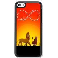 The lion king Hard Phone Case For iPhone 6 (4.7 inch) case