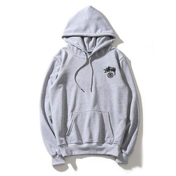 ONETOW Trendsetter Stussy Women Men Fashion Casual Top Sweater Pullover Hoodie