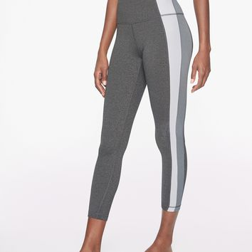 Colorblock Asym Powervita 7/8 Tight | Athleta