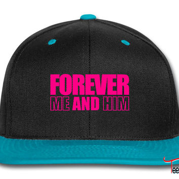 forever me and him Snapback