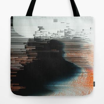 Disruptive Tote Bag by Ducky B