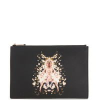 Madonna-print coated-canvas pouch | Givenchy | MATCHESFASHION.COM US
