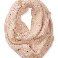 JINGLE STUD INFINITY SCARF