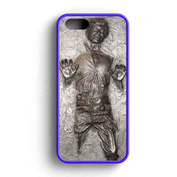 Han Solo Star Wars  iPhone 5 Case iPhone 5s Case iPhone 5c Case