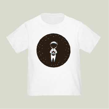 How to Fill the Void Toddler T-Shirts by MidnightCoffee on BoomBoomPrints