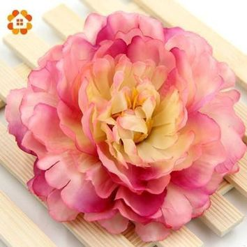 Silk Simulation Home Wedding Party Decoration Peony Flowers