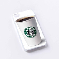 starbuck iPhone 4/4S, 5/5S, 5C,6,6plus,and Samsung s3,s4,s5,s6