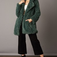 Emerald City Coat