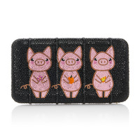 Three Little Piggies Clutch | Moda Operandi