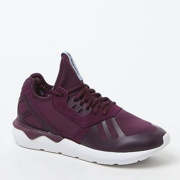 adidas Women's NMD_R1 Maroon Low-Top Sneakers at PacSun.com