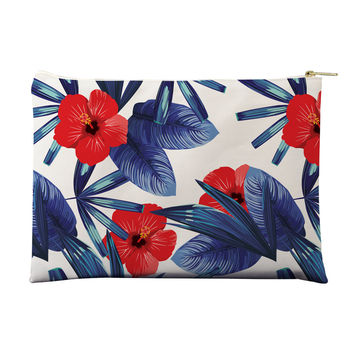 Hibiscus Pouch