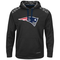 Majestic New England Patriots Armor Pullover Synthetic Fleece
