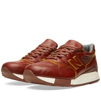New Balance x Horween M998DW - Made in the USA