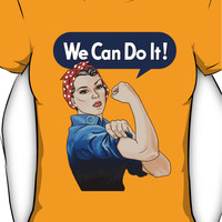 Rosie the riveter Women's T-Shirt