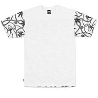 Chainleaf - Men's Crew Pocket T-Shirt