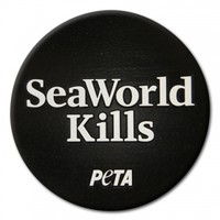 SeaWorld Kills Car Magnet: PETA Catalog