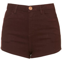 MOTO Wine Clean Hotpants - Shorts  - Clothing