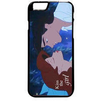Prince Eric and Ariel Kiss the Girl For iPhone 6 Plus Case ***