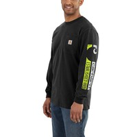 Workwear Graphic 1889 Accent Long-Sleeve T-Shirt