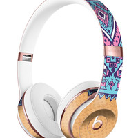 Ethnic Tribe Pattern V2 Full-Body Skin Kit for the Beats by Dre Solo 3 Wireless Headphones