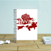 Cover Rwby Photo Notebook Auroid