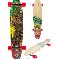 Riviera Skateboard King of Kings III Classic Longboard Complete