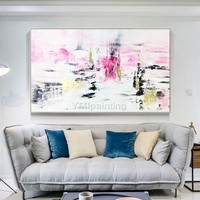 Modern Abstract acrylic large painting on canvas original art extra Large wall art Home Decor Hand Painted Nordic quadro cuadros abstractos
