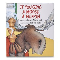 Kohl's Cares If You Give A Moose A Muffin Book