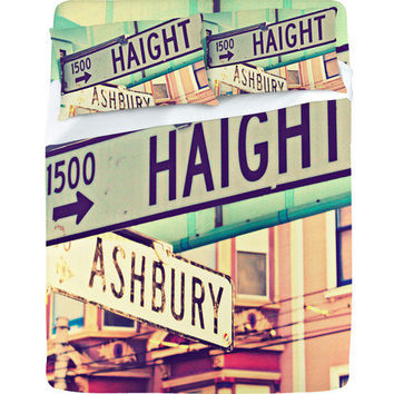 DENY Designs Home Accessories | Shannon Clark Haight Ashbury Sheet Set