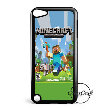 Minecraft Xbox Edition iPod Touch 5 Case