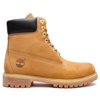Timberland - 6-Inch Premium Waterproof Boot (Wheat Nubuck)